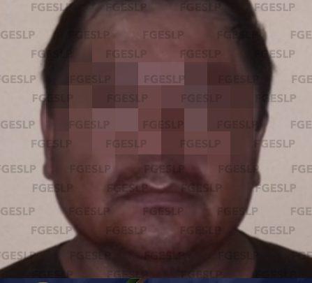 FGE DETUVO A SUJETO POR PRESUNTO HOMICIDIO CALIFICADO EN CIUDAD VALLES