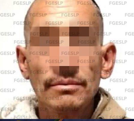 CAPTURA FISCALÍA A SUJETO POR PROBABLE HOMICIDIO EN COLONIA INDEPENDENCIA DE SLP