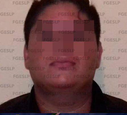 CAPTURA FISCALÍA UN HOMBRE ACUSADO DE UN HOMICIDIO OCURRIDO EN CIUDAD VALLES