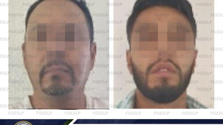 FISCALÍA CAPTURÓ A DOS SUJETOS POR PRESUNTO HOMICIDIO CALIFICADO EN MOCTEZUMA