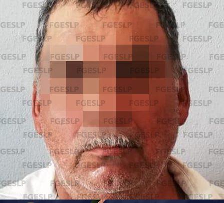 FGESLP DETIENE A HOMBRE POR PROBABLE VIOLACIÓN DE DOS MENORES DE EDAD