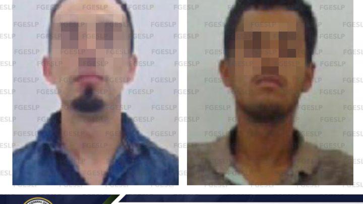 FISCALÍA CUMPLIMENTA ORDEN DE APREHENSIÓN A DOS HOMBRES POR HOMICIDIO CALIFICADO