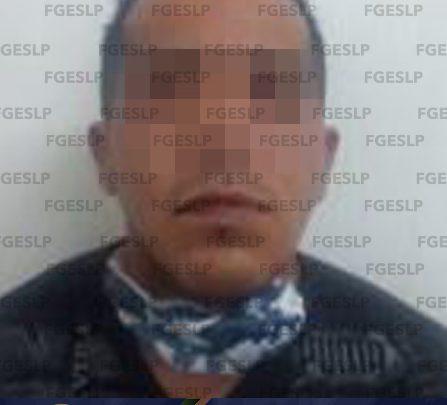 FISCALÍA DETIENE A SUJETO POR PRESUNTO HOMICIDIO DE JOVEN EN COLONIA SANTUARIO DE SLP