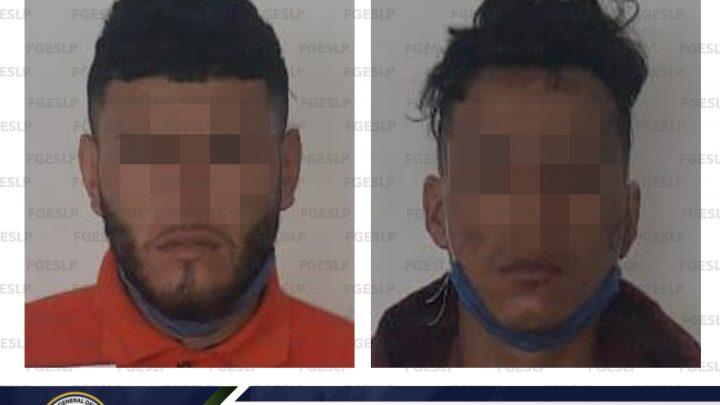 FISCALÍA CAPTURA A 2 PRESUNTOS IMPLICADOS EN HOMICIDIO OCURRIDO EN SGS