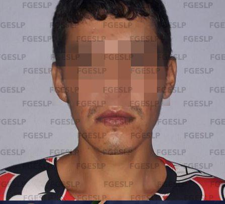 CAPTURA FISCALÍA A PRESUNTO RESPONSABLE DE HOMICIDIO EN CIUDAD VALLES