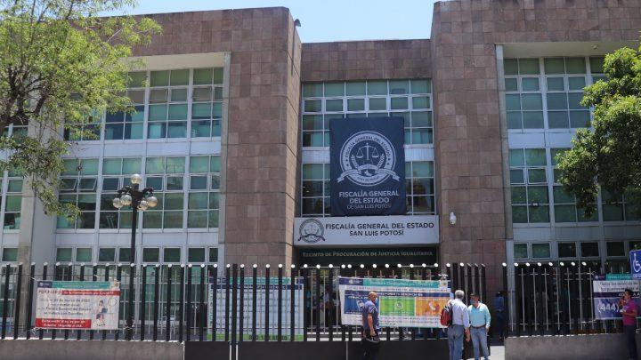INVESTIGA FGE HOMICIDIO EN LA COLONIA PONCIANO ARRIAGA DE SLP