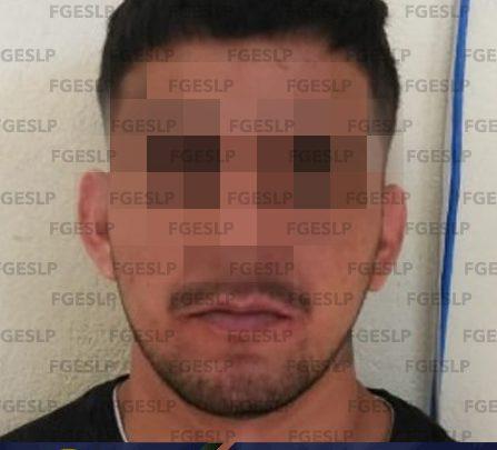 FGESLP DETIENE A SUJETO SEÑALADO DE TENTATIVA DE HOMICIDIO EN MATEHUALA