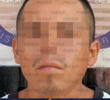 FGE CAPTURA A ACUSADO DE VIOLACIÓN ESPECÍFICA AGRAVADA EN XILITLA