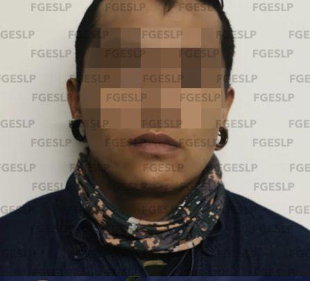 FISCALÍA CAPTURÓ A HOMBRE ACUSADO DE UN HOMICIDIO CALIFICADO EN SLP
