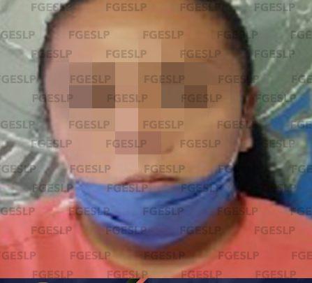 FGESLP CONSIGUE PRISIÓN PREVENTIVA A MUJER SEÑALADA DE ROBO CALIFICADO EN SGS