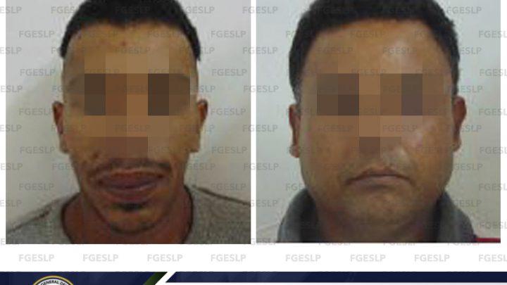 FISCALÍA LOGRA PRISIÓN PREVENTIVA A DOS ACUSADOS DE UN HOMICIDIO EN SLP