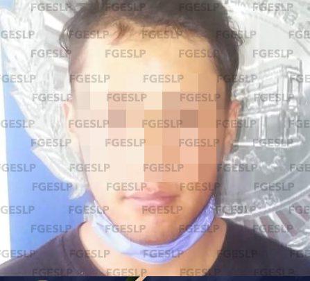 FGESLP DETIENE A JOVEN SEÑALADO DE VIOLACIÓN AGRAVADA EN VILLA DE RAMOS